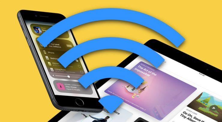 iOS WiFi Bug iPhone