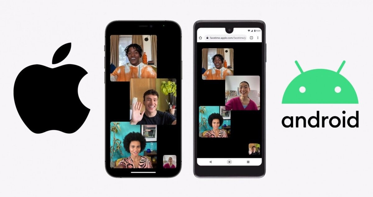 Make FaceTime Call Between iPhone & Android