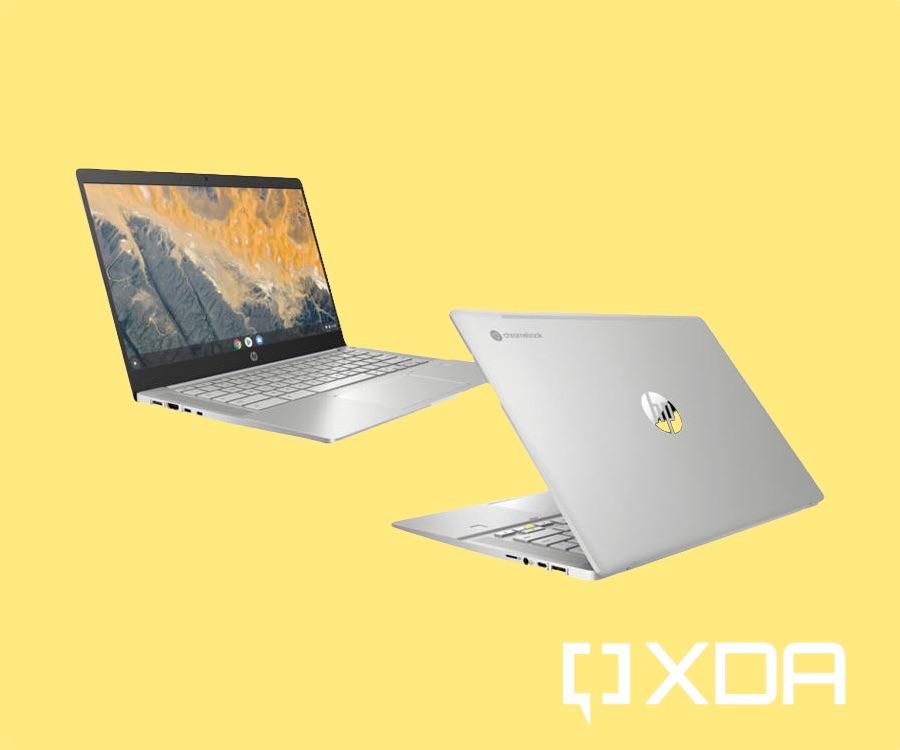 HP c640 Chromebook
