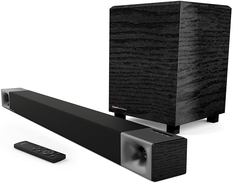 Klipsch Cinema 400 Sound Bar + 8Inch Wireless Subwoofer