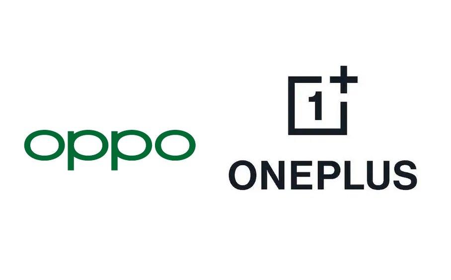 OPPO + OnePlus logo