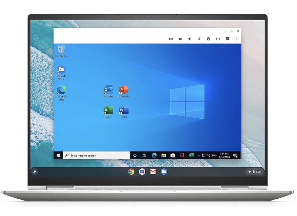 Parallels Desktop for Chrome OS