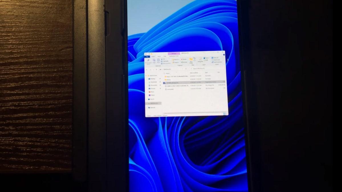 Windows 11 OnePlus 6T edi194