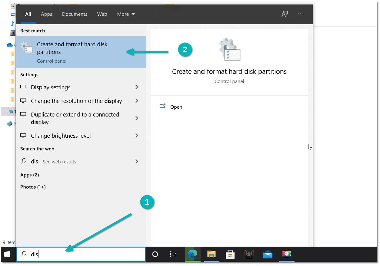 disc-management-windows
