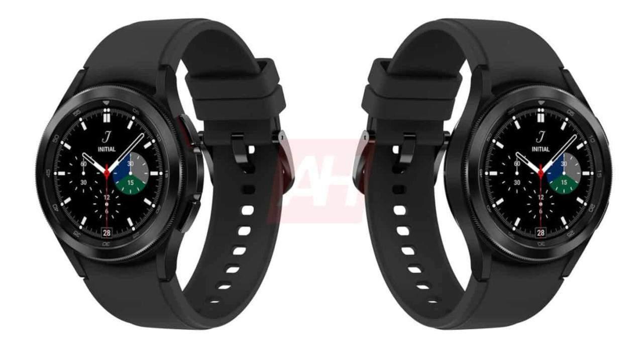 Galaxy Watch 4 Classic leak points to a familiar design