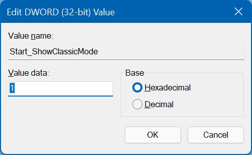get Windows 10 style Start menu in Windows 11 pic5