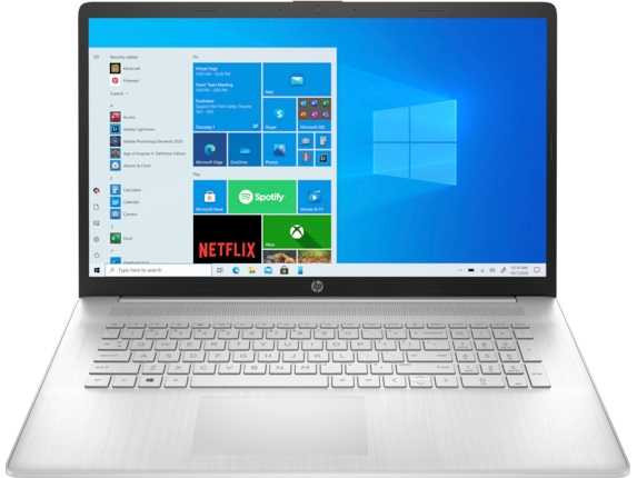HP 17 Laptop