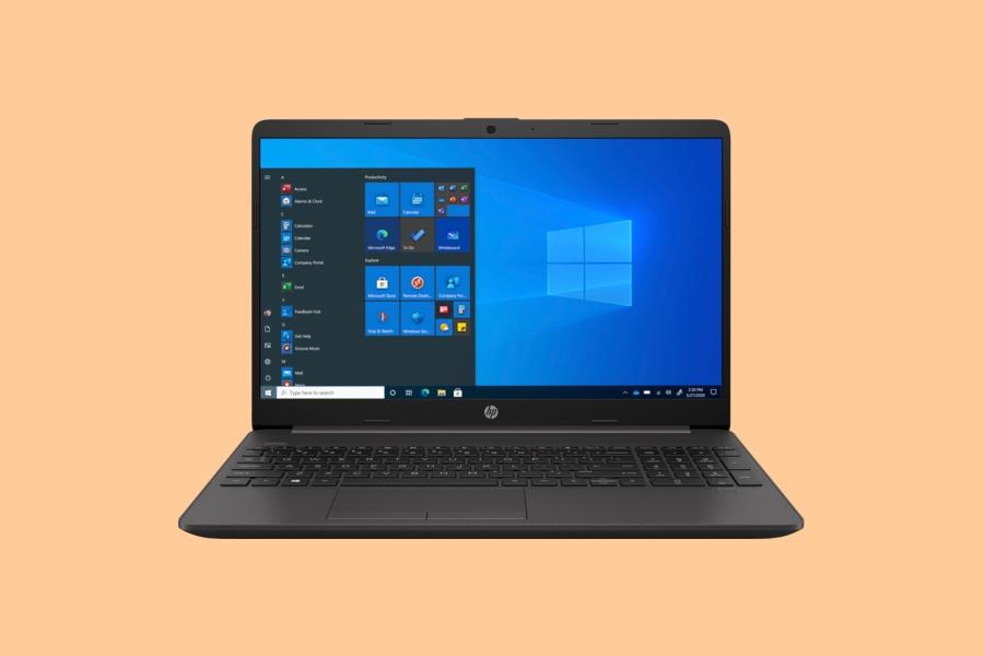 HP 250 G8 laptop