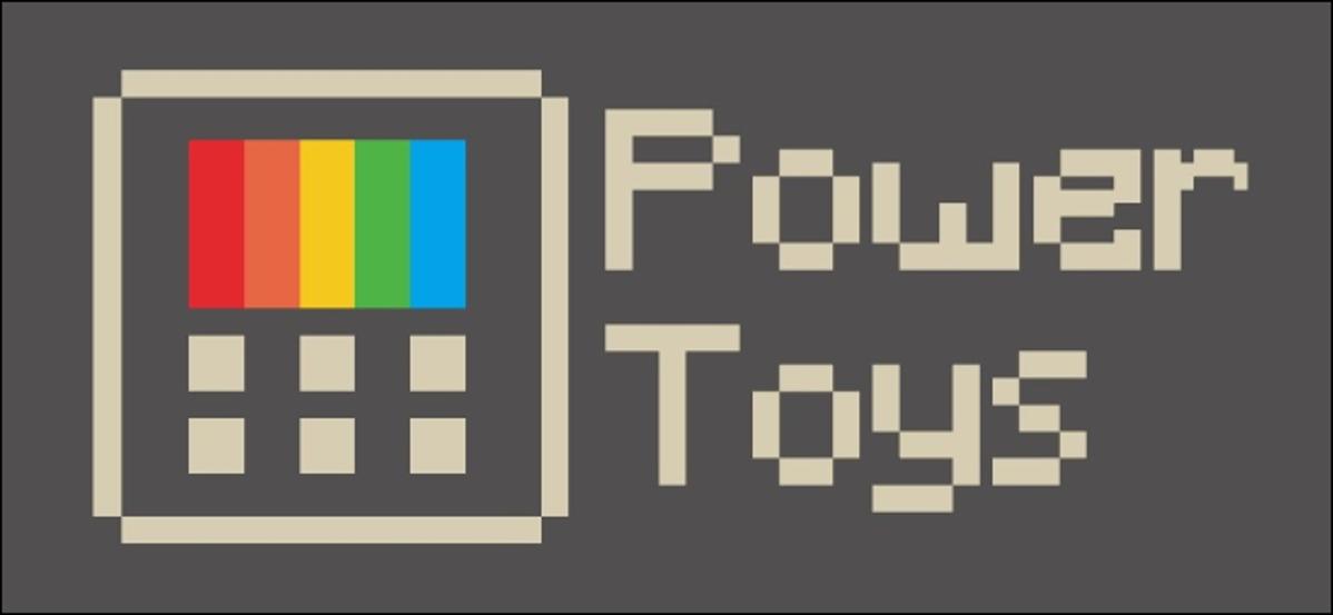 The official Microsoft PowerToys logo.