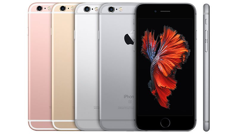What iPhone do I have: iPhone 6s