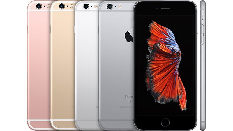 What iPhone do I have: iPhone 6s Plus