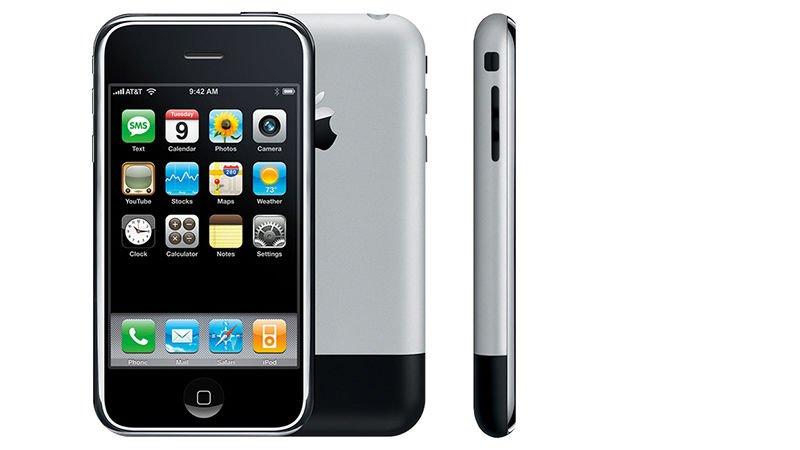 What iPhone do I have: Original iPhone