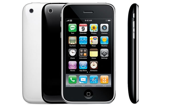 What iPhone do I have: iPhone 3GS