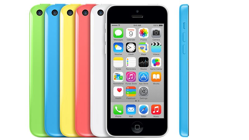 What iPhone do I have: iPhone 5c