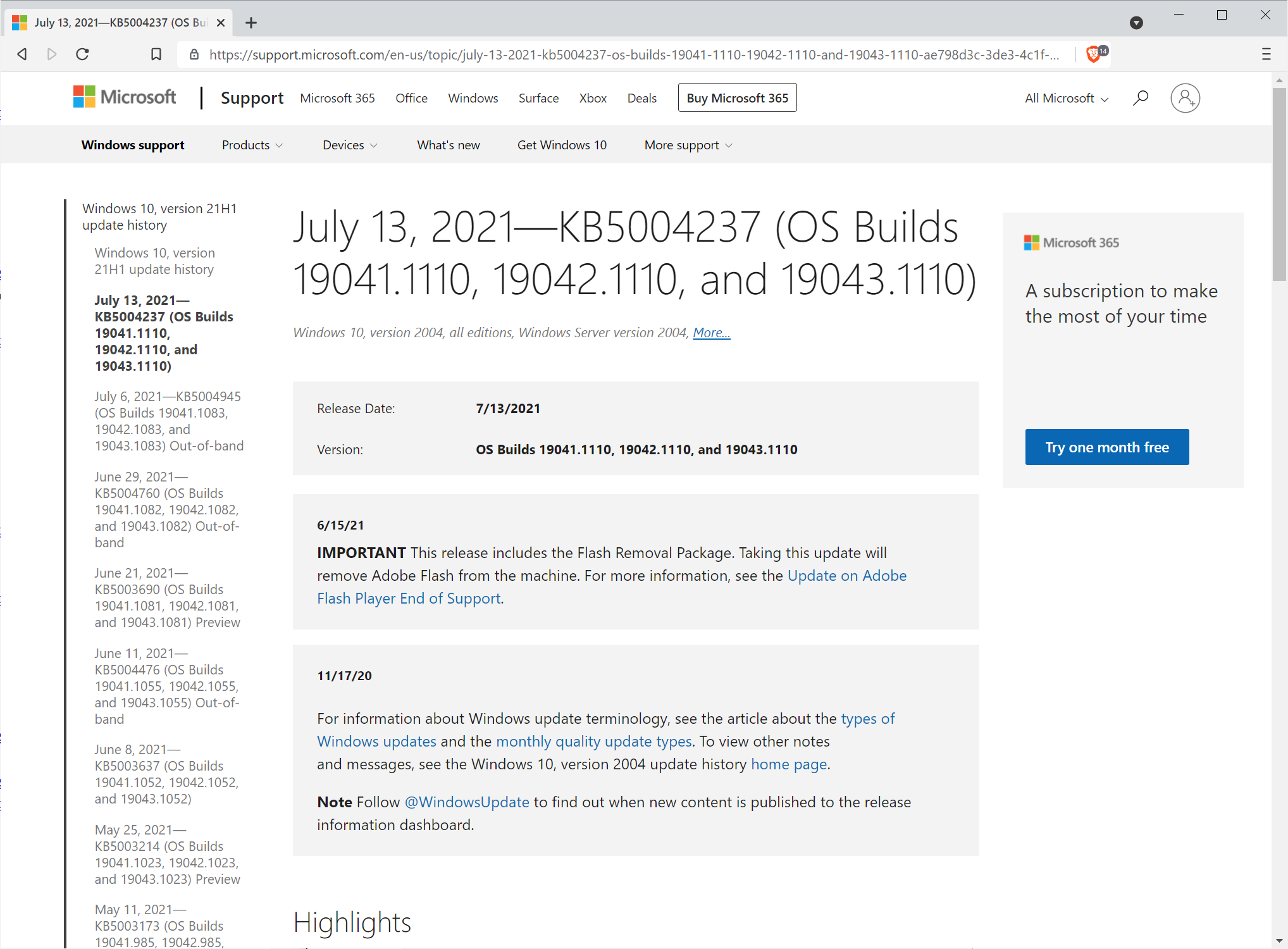 microsoft-windows-பாதுகாப்பு-புதுப்பிப்புகள்-ஜூலை -2021