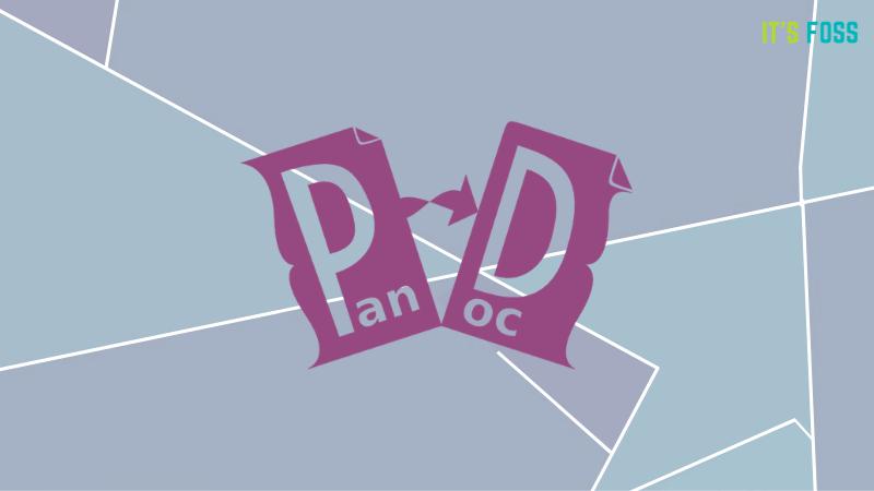 pandoc quick guide