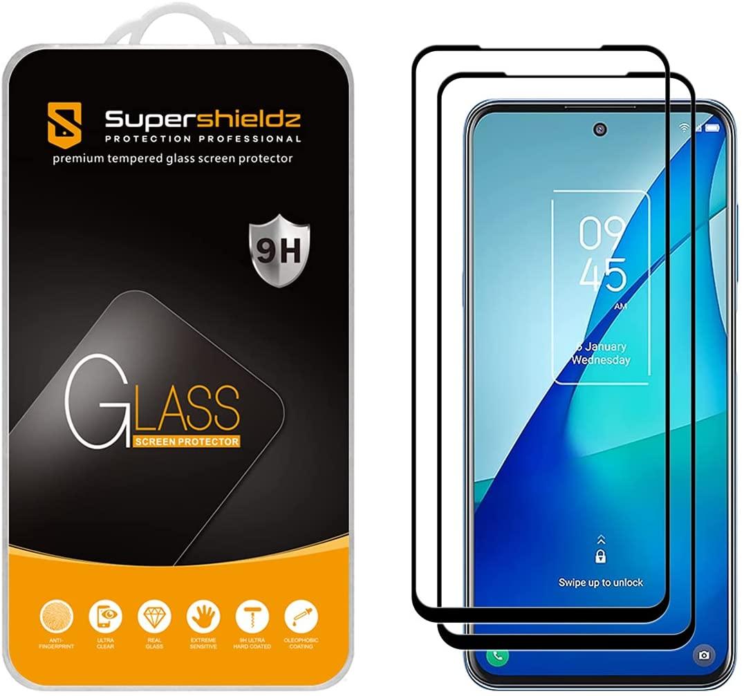 SuperShieldz Tempered Glass