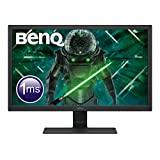 Image of BenQ GL2780 27 Inch 1080p 1 ms 75 Hz LED Eye-Care Gaming Monitor, Anti-Glare, HDMI, Black