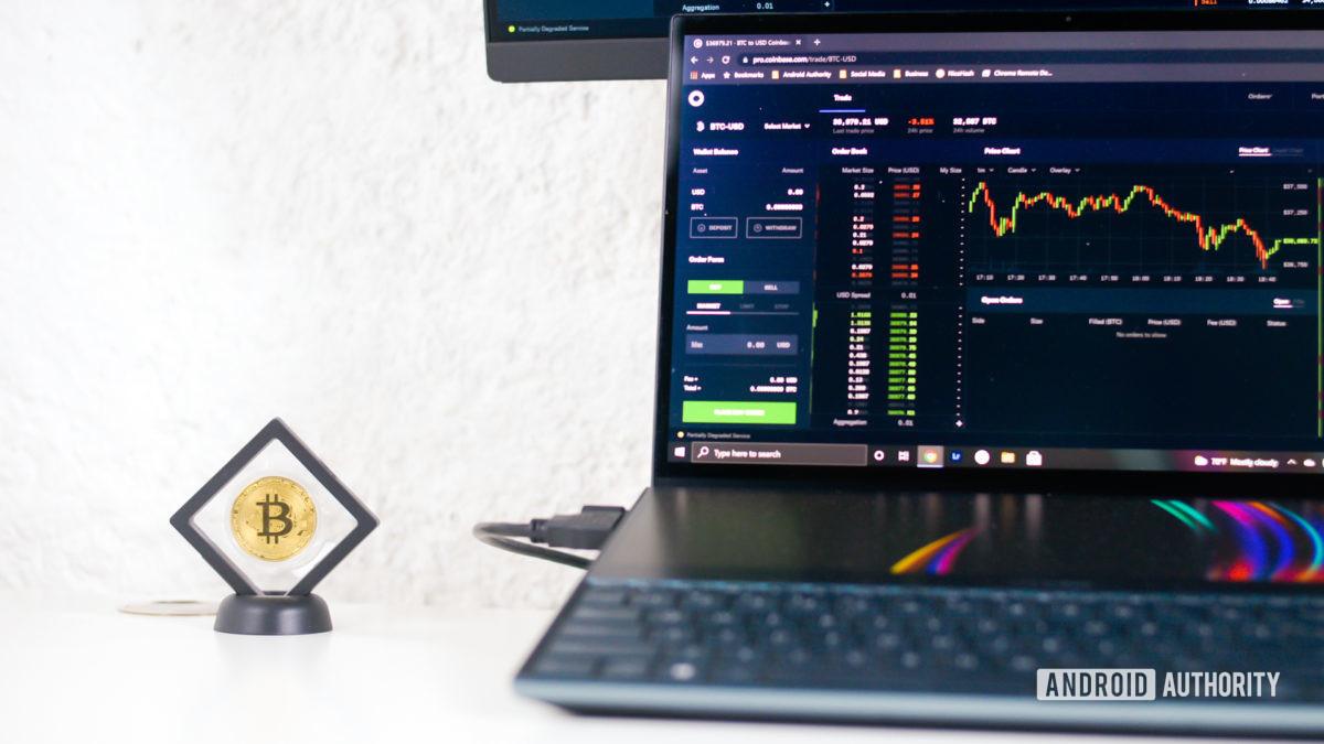 Bitcoin stock photo 3