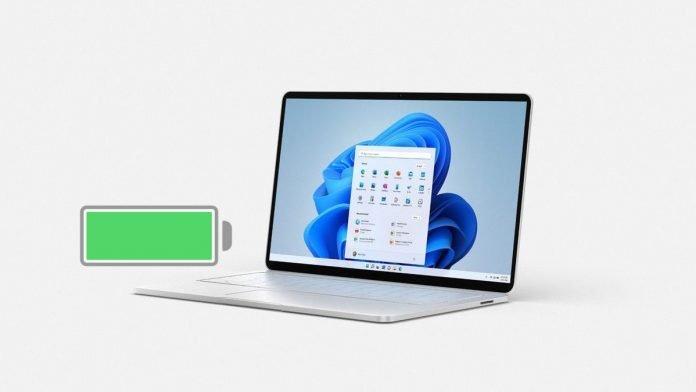 Check Laptop Battery Health on Windows 11