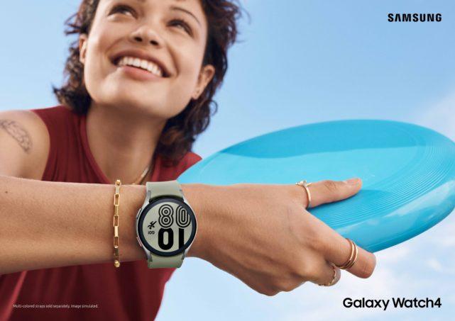 galaxy watch 4 for sports