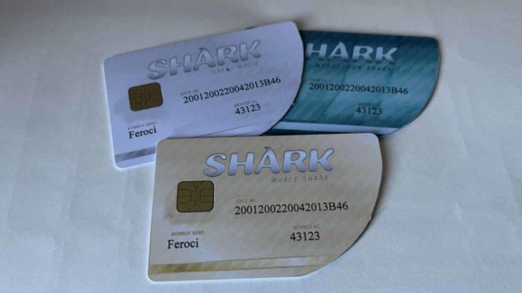 GTA Remastered Shark Cards