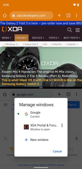 Google-Chrome-Manage-2-Windows-Dialog