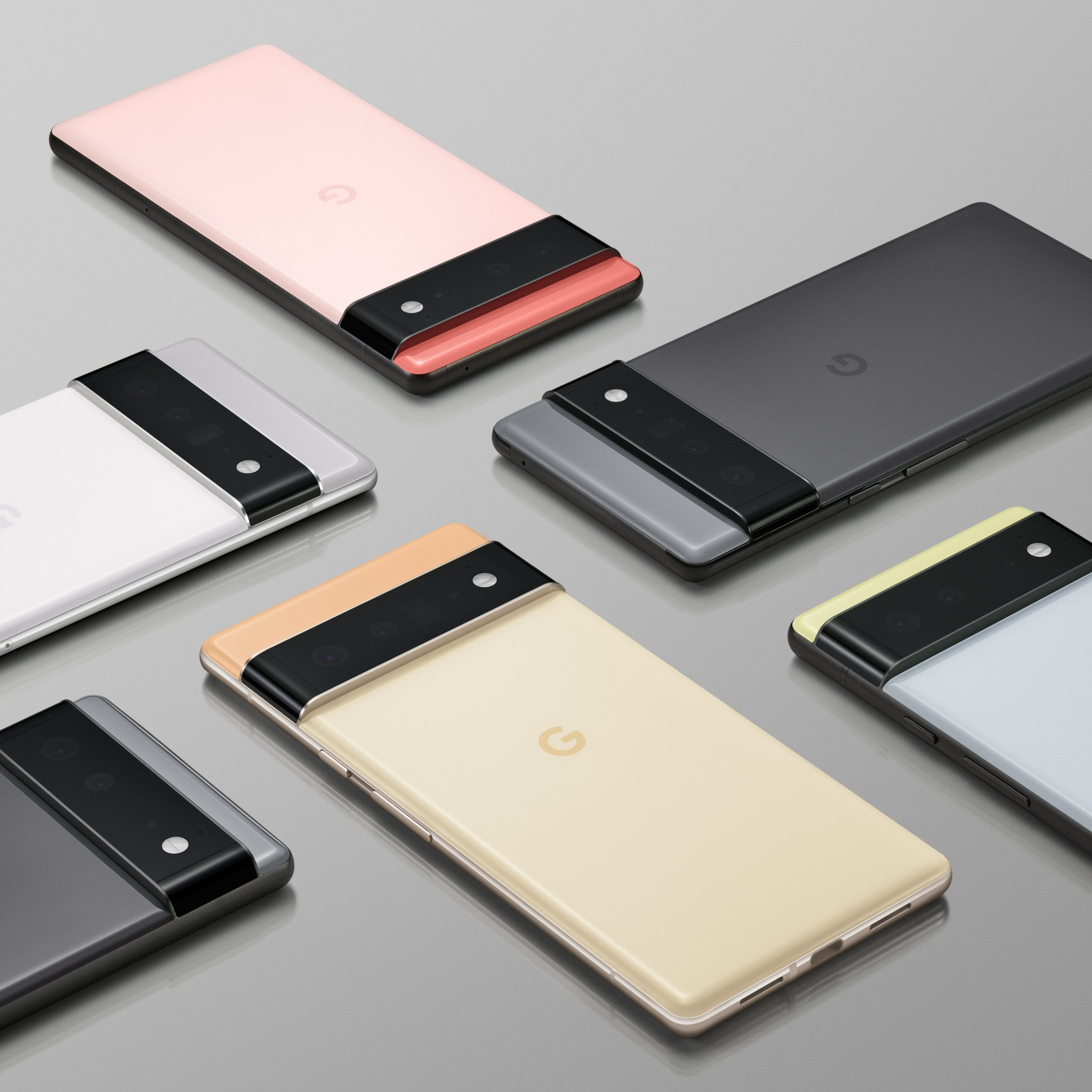 Google Pixel 6 series featured