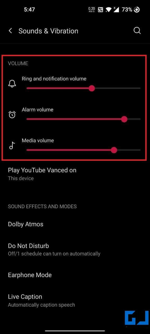 Use Android Phone With Broken Volume Buttons