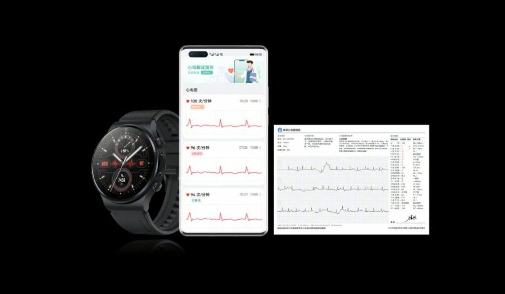 Huawei Watch GT 2 Pro ECG