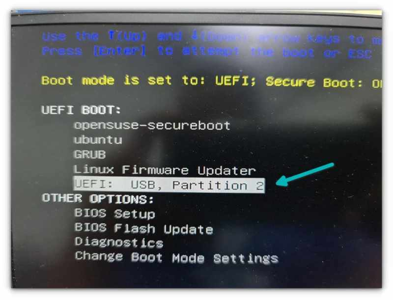 boot from windows disk ventoy