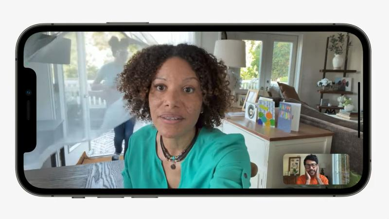 How to reduce background noise on FaceTime for iPhone, iPad and Mac: iPhone