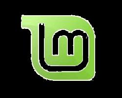linuxmint-logo250