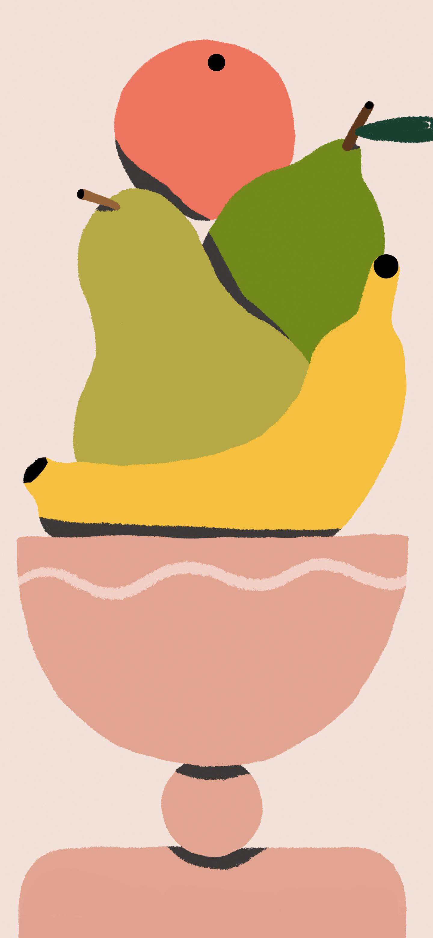 Fruits Pixel 6 Wallpaper