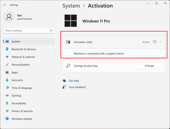 product key to upgrade to Windows 11