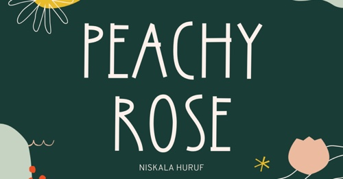 Home page of Peachy Rose