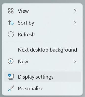 change the size of taskbar icons in Windows 11 pic7