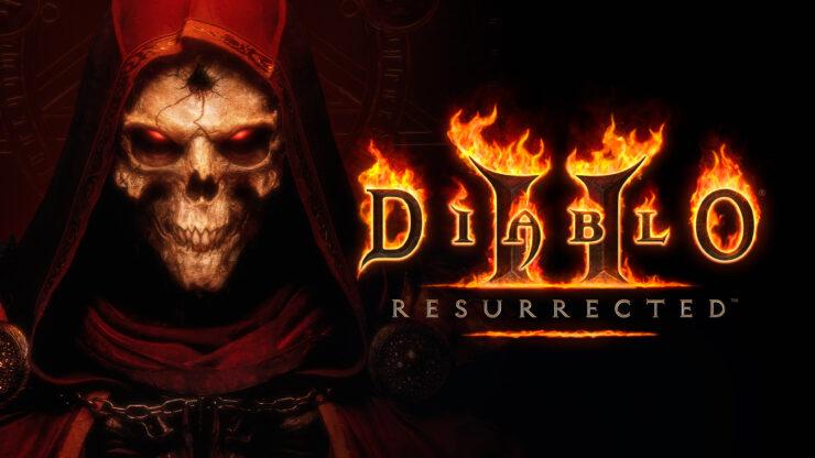 Diablo II: Resurrected Drops Ultrawide Support, The