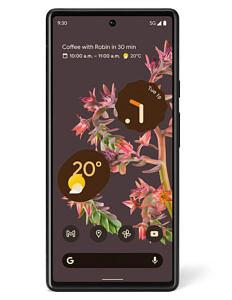 Pixel 6 black front