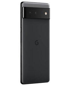 Pixel 6 black back right