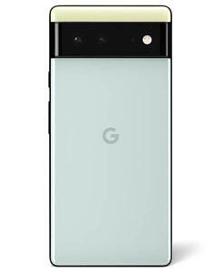 Pixel 6 green back